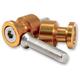 Yellow 8mm Swingarm Spools - 15-36408