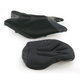 Tech One-Piece Solo Seat with Rear Cover - 0810-H018