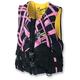 Pink/Black Womens Electra Vest