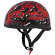 Red Oil Spill Original Half Helmet