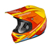 Yellow/Red Stinger Air Helmet