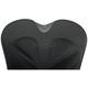 Tech One-Piece Solo Seat w/Memory Foam Comfort Pads - 0810-D013