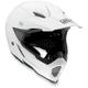 White AX8 EVO Helmet