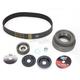 8mm 1 1/2in. Belt Drive Kit for Kick Start Models 65-78 - 62-40SK-3