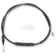 High-Efficiency Black Vinyl Clutch Cables - 101-30-10014
