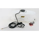 25 Gallon Deluxe 3.8 GPM Spot Sprayer - 4503-0049