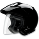 Ace Transit Black Helmet