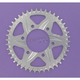 Silver Aluminum Rear Sprocket - 452A-42