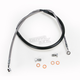 Xtreme Stainless Steel Front Brake Line Kit - 61010BK
