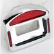 Eliminator LED Taillight/License Plate Frame - CV4808