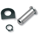 Chrome Footpeg Mounting Pin for 15/16 in. Wide Mounts - 1620-0792