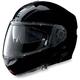 Outlaw Black Graphite N104 N-Com Modular Helmet