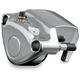 Chrome Brake Caliper - 1701-0179