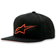 Orange/Black Reform Hat - 1013-8505340
