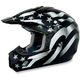 Stealth FX-17Y Flag Youth Helmet