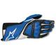 Blue SP-8 Gloves