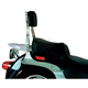 Tall Billet Backrest w/Standard Pad - 32-0001-01