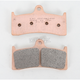 Front Extreme Performance Brake Pads - EPFA424HH