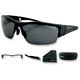 Matte Black Ryval Street Series Sunglasses - ERYV001