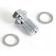 12mm - 1.5 Street Legal Banjo Bolt - R40516C