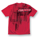 Boys Red Linex T-Shirt