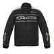Black/Green Howler Waterproof Jacket