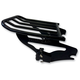 Black Locking 2-Up Detachable Luggage Rack - MWL-428B