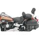 15 in. Wide Studded Sport Solo Seat w/Backrest - 79489