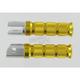 Anodized Aluminum Rear Footpeg - 50-11260