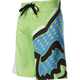 Youth Green Delerium Boardshorts