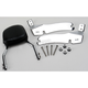 Complete Backrest/Mount Kit with Small Steel Backrest - 34-4106-01