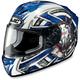 FS-15 Blue Trophy Helmet