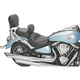 Vintage Wide Touring Seat with Driver Backrest - 79371