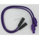 8mm Pro Purple Spark Plug Wires w/180 Degree Boot - 20334