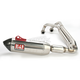 RS4 Exhaust System with Carbon End Cap - 399000D520