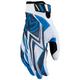 Blue Sahara Gloves