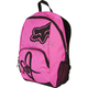 Day Glo Pink Road Trip Backpack - 01626-269