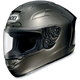 X-Twelve Anthracite Metallic Helmet