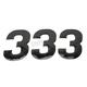 SX Pro 4 in. #3 - NSX4-3B