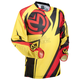 Yellow/Red/Black Sahara Jersey