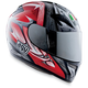 T-2 Red Multi Helmet
