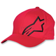 Red/Black Corp Shift 2 Hat