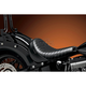 Pleated Bare Bones Solo Seat - LKS-007PT