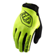 Youth Fluorescent Yellow/Black Air Gloves