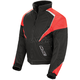 Black/Red Storm Jacket - 1002-017