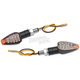 Ultra Mini Triangle LED Marker Lights w/Short Stem - 25-8945