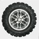 Bajacross System 6 Tire/Wheel Kit