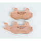 Rear Extreme Performance Brake Pads - EPFA197HH