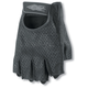 Womens Graphite Gloves Perforated