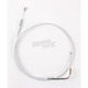 Sterling Chromite II Alternative Length Braided Idle Cables for Custom Handlebars - 34026